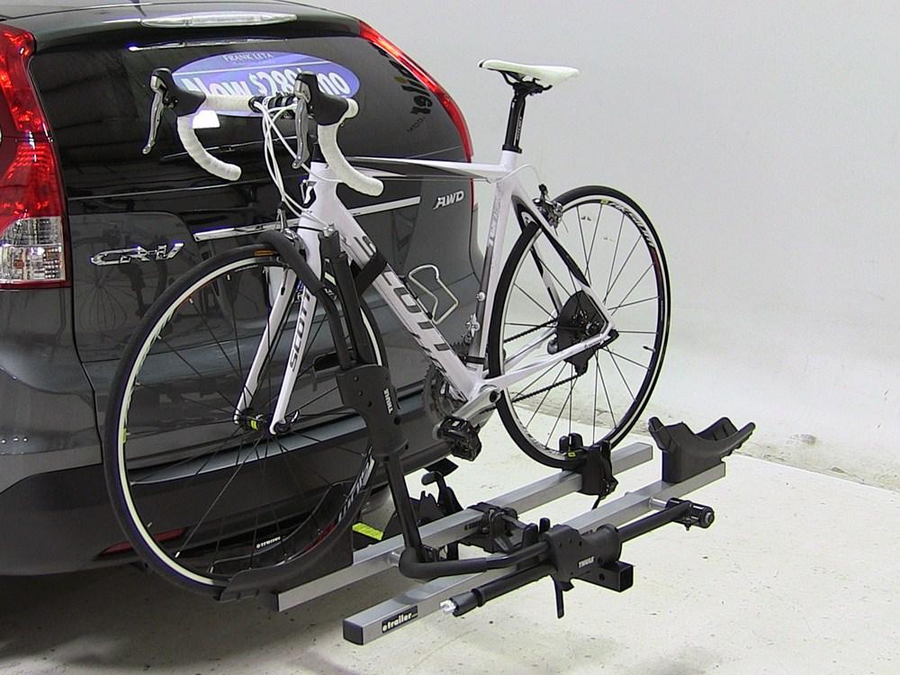 2014 Honda CR V Thule T2 2 Bike Rack