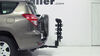 Thule Locks Not Included Hitch Bike Racks - TH934XTR on 2012 Toyota RAV4