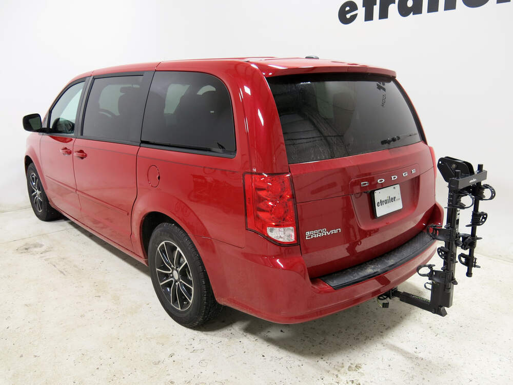 2010 dodge grand caravan thule hitching post pro folding tilting 4 bike rack w anti sway 1 1. Black Bedroom Furniture Sets. Home Design Ideas