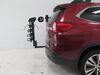 "Thule Hitching Post Pro - Folding Tilting 4 Bike Rack w Anti-Sway - 1-1/4"" and 2"" Hitches Tilt-Away Rack,Fold-Up Rack TH934XTR on 2019 Subar"