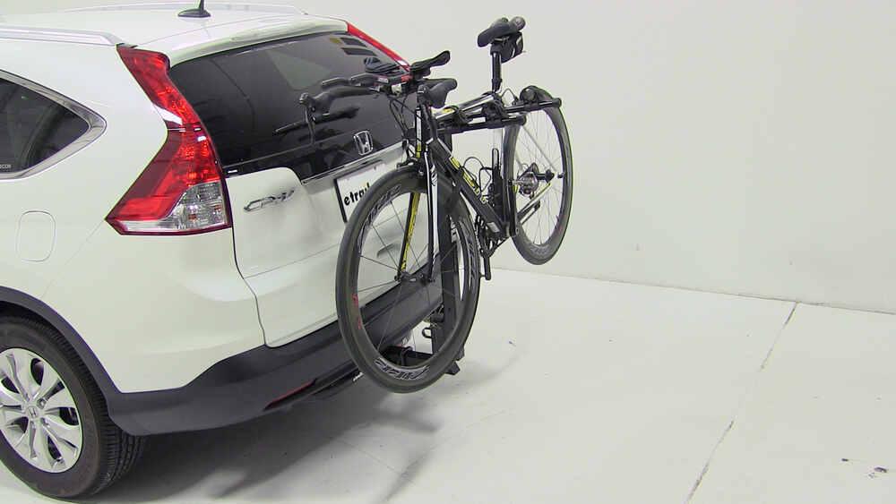 2014 Honda CR V Thule Parkway 2 Bike Rack For 2 Hitches