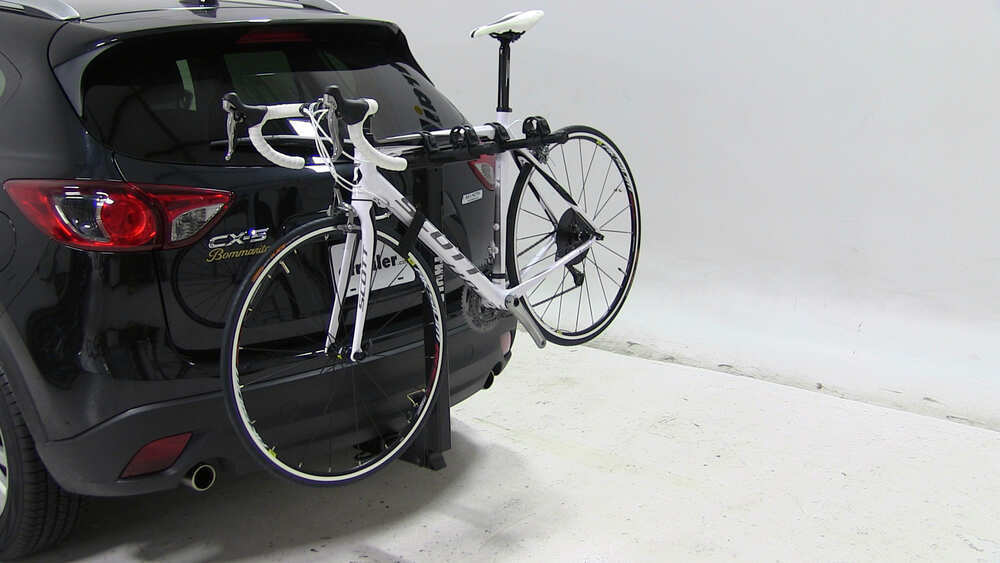 "Mazda CX-5 Thule Parkway 2 Bike Rack for 2"" Hitches - Tilting"