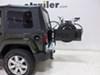 Thule 2 Bikes Spare Tire Bike Racks - TH963PRO on 2015 Jeep Wrangler Unlimited