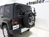Thule Frame Mount - Anti-Sway - TH963PRO on 2015 Jeep Wrangler Unlimited