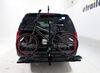 "Thule Doubletrack Platform-Style 2 Bike Rack for 1-1/4"" and 2"" Hitches - Hitch Mount Bike and Hitch Lock TH990XT"