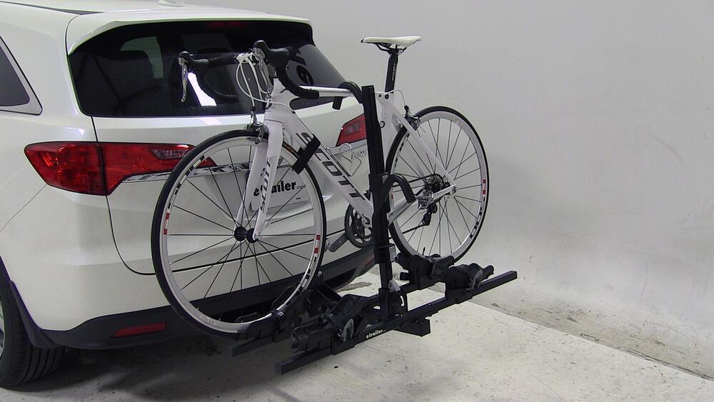 2008 acura rdx thule doubletrack platform style 2 bike