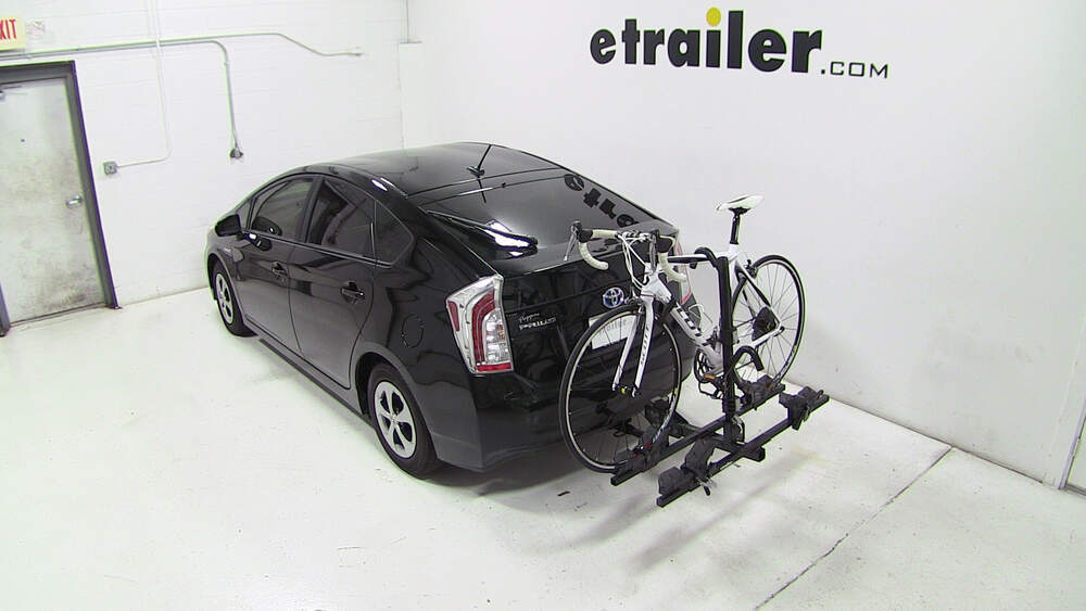 Toyota Prius C Thule Doubletrack Platform Style 2 Bike