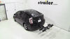 TH990XT - Bike and Hitch Lock Thule Hitch Bike Racks on 2013 Toyota Prius