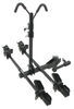 "Thule Doubletrack Platform-Style 2 Bike Rack for 1-1/4"" and 2"" Hitches - Hitch Mount Fold-Up Rack TH990XT"