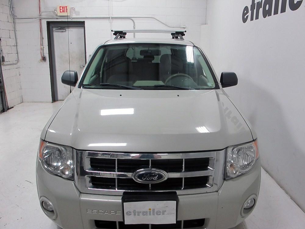 Thule Roof Rack For Chevrolet Hhr 2011 Etrailer Com
