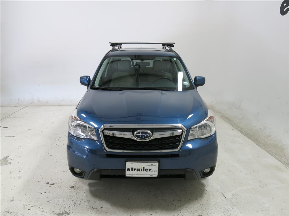 Thule Roof Rack For 2012 Rvr By Mitsubishi Etrailer Com