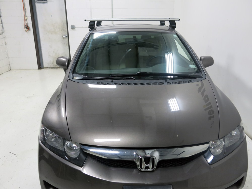 Thule Roof Rack For 2012 Civic By Honda Etrailer Com