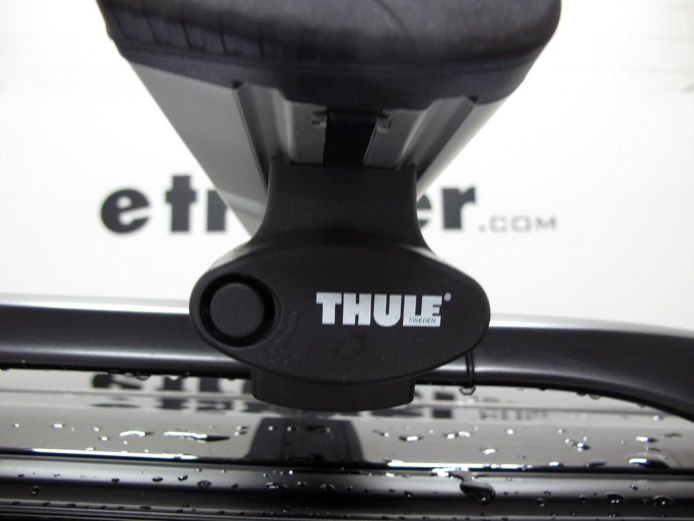 Thule Roof Rack For 2016 Bmw X5 Etrailer Com