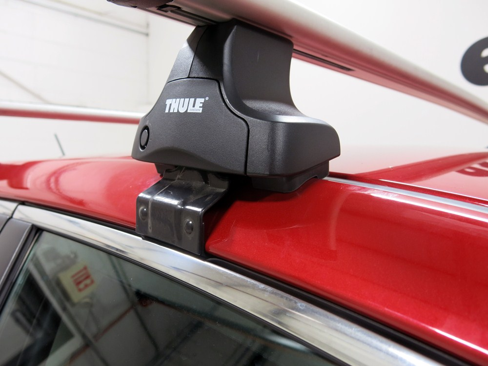 Thule Roof Rack For 2012 Venza By Toyota Etrailer Com