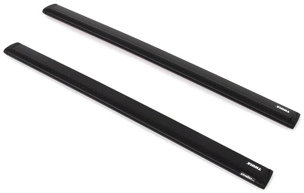 Thule AeroBlade Load Bars - Aluminum - Black - 53