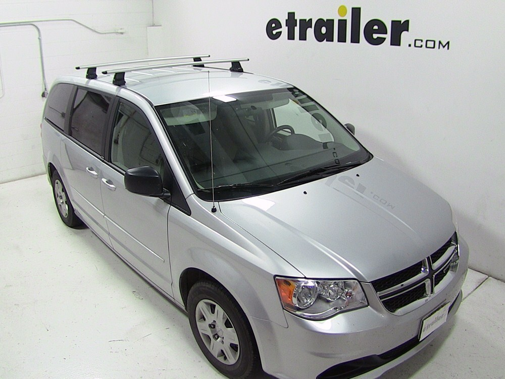 thule roof rack for 2013 dodge grand caravan. Black Bedroom Furniture Sets. Home Design Ideas