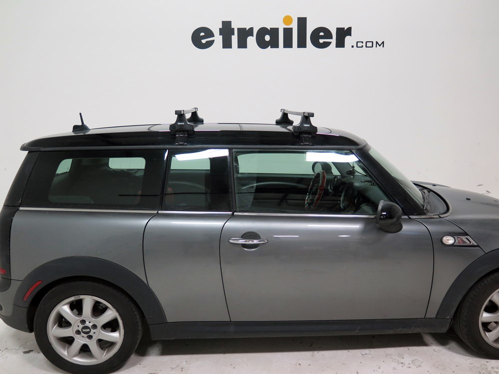 Thule Roof Rack For 2010 Mini Clubman Etrailer Com