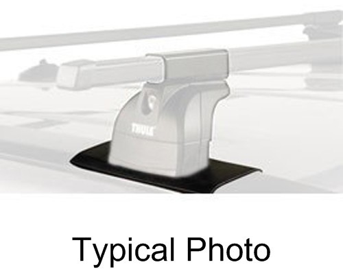 Thule Roof Rack For 2012 Orlando By Chevrolet Etrailer Com