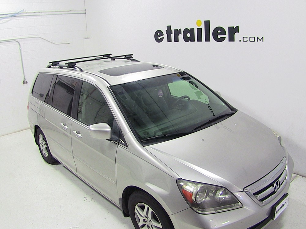 Thule Roof Rack For 2006 Dodge Grand Caravan Etrailer Com
