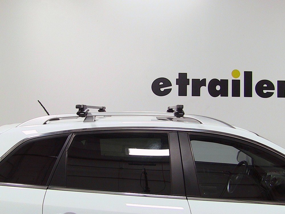 Thule Roof Rack For 2008 Vue By Saturn Etrailer Com