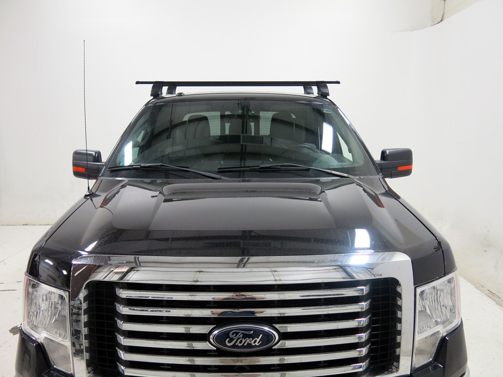 thule roof rack for 2012 f 150 by ford. Black Bedroom Furniture Sets. Home Design Ideas