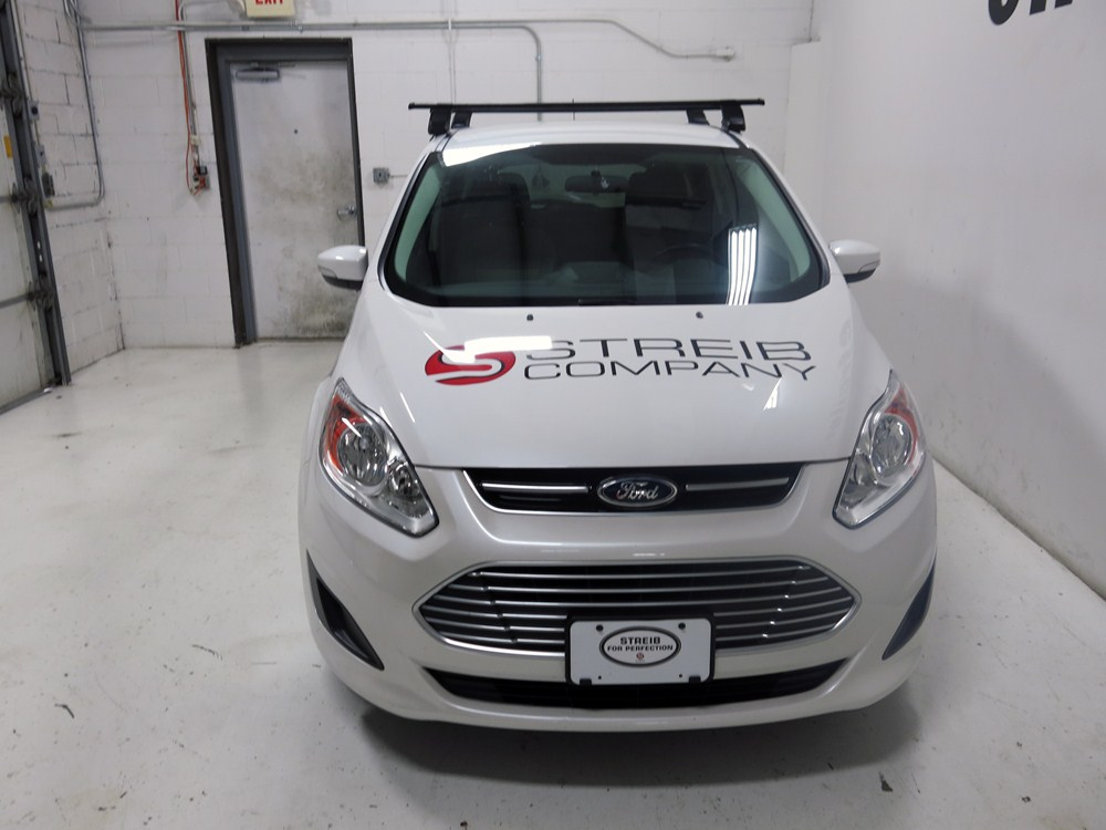 thule roof rack for 2013 ford c max. Black Bedroom Furniture Sets. Home Design Ideas