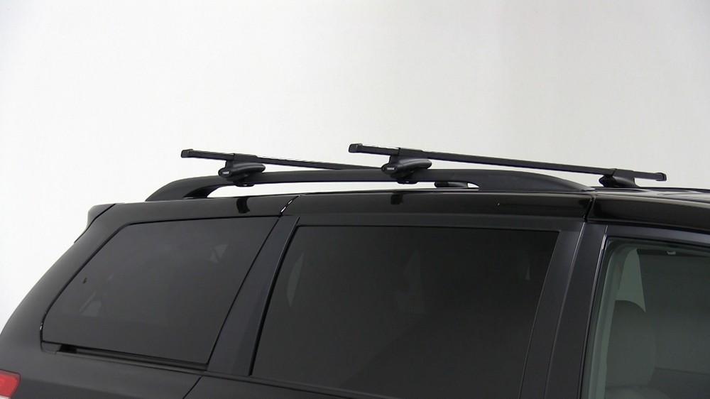 Thule Roof Rack For 2012 Grand Caravan By Dodge Etrailer Com