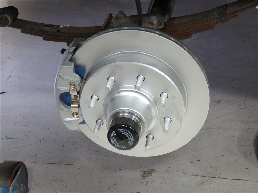 Titan Disc Brake Assembly - 13