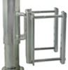 Fulton Fixed-Mount Marine Jack - Sidewind - 1,200 lbs 15 Inch Lift TJ12220301
