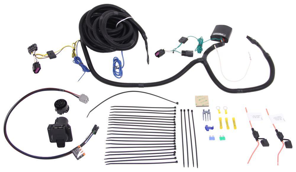 Tekonsha Powered Converter Custom Fit Vehicle Wiring - TK22113
