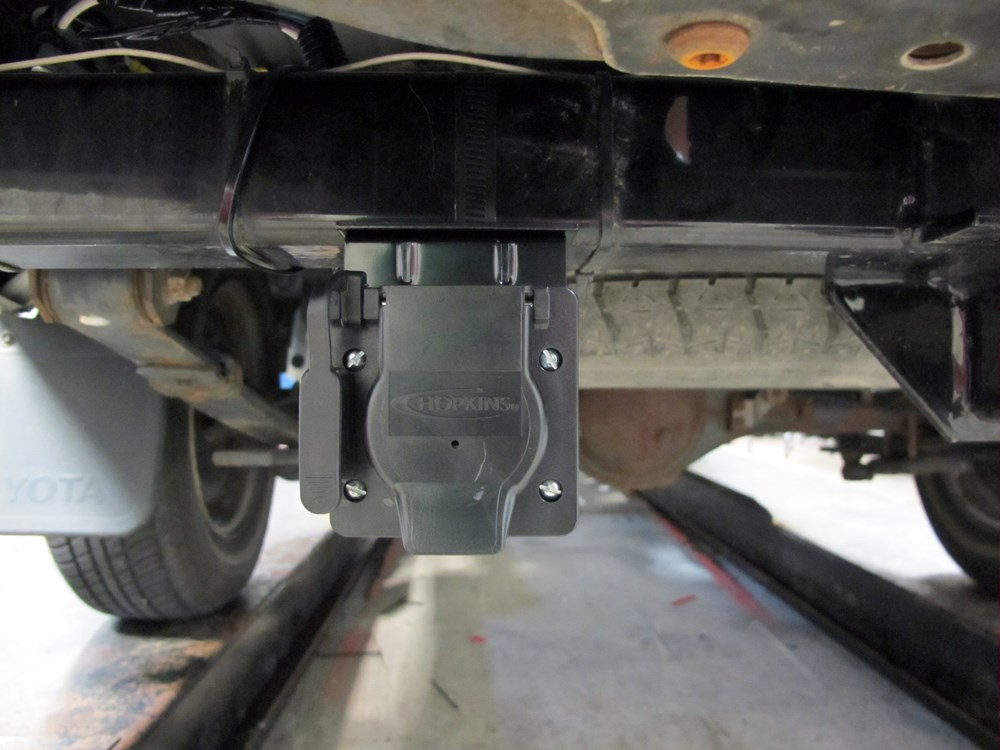 Trailer Wiring Harness 2003 Toyota Tacoma