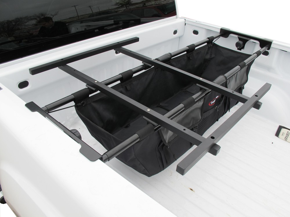 Ski Rack Platform For Truck Luggage Expedition Truck Bed Cargo Management System Truck Luggage