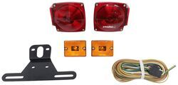 Standard Trailer Light Kit with 25' Wire Harness
