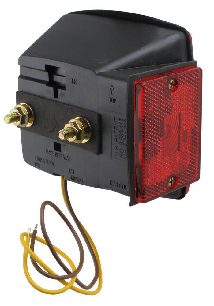 Submersible Under 80 quot Trailer Light Kit with 25 Wiring