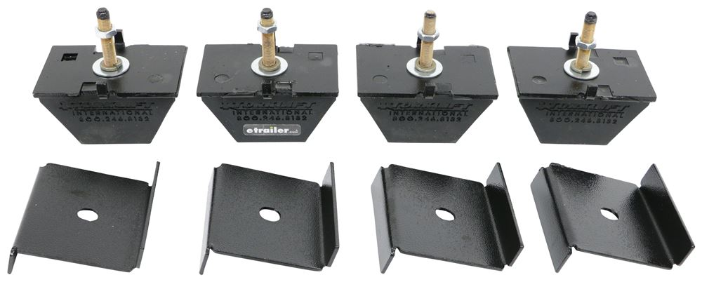 Vehicle Suspension TLA7202 - Overload Pads - TorkLift