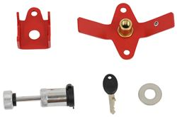 "TorkLift Fortress GasLock Kit for Propane Tanks with 1/2"" Threaded Rod"