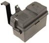 TLA7728 - Black Plastic TorkLift Camper Battery Box