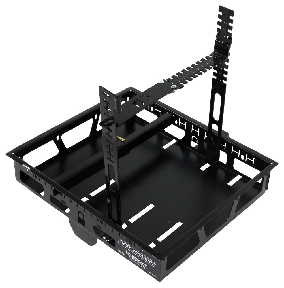 "24x27 TorkLift Lock and Load Maximum Security Cargo Tray for 2"" Hitches 500 lbs Heavy Duty TLA7752"