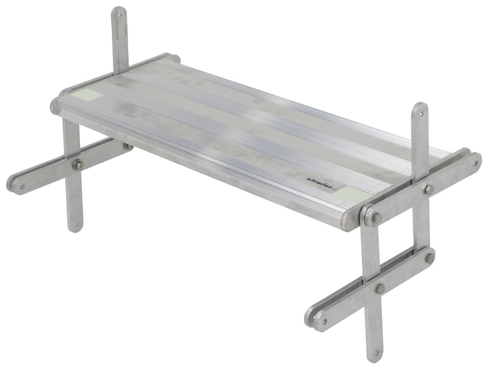 """Add-A-Step for TorkLift GlowStep Revolution Scissor Steps with 25-7/16"""" Wide Mounting Base Add-On Step TLA8101"""