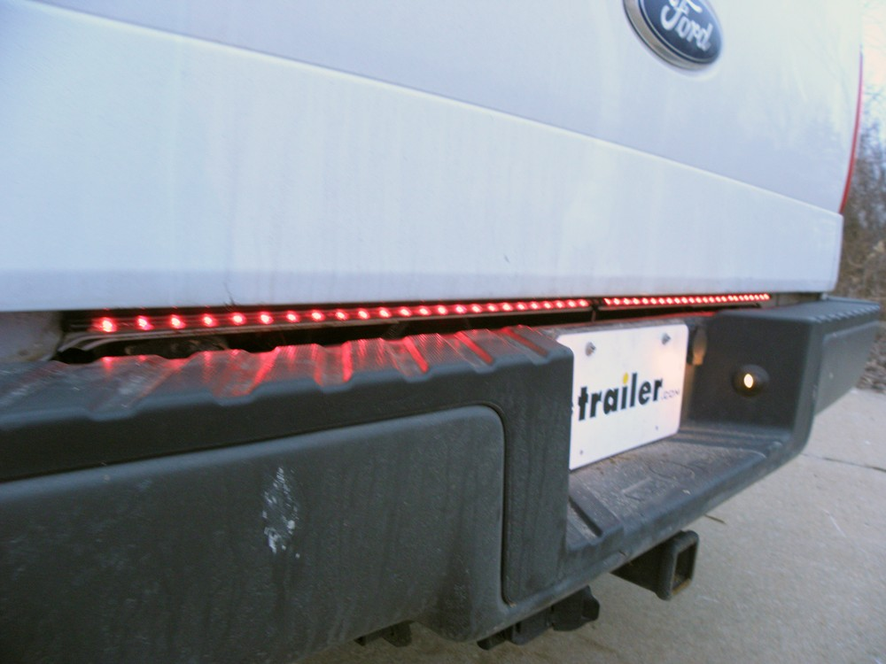 Universal Led Tailgate Fire Strip Brake Tail And Turn