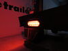 Optronics Fleet LED Trailer Tail Lights w/ Grommets - Stop,Turn,Tail - Submersible - Oval - Qty 2 Stop/Turn/Tail TLL12RK