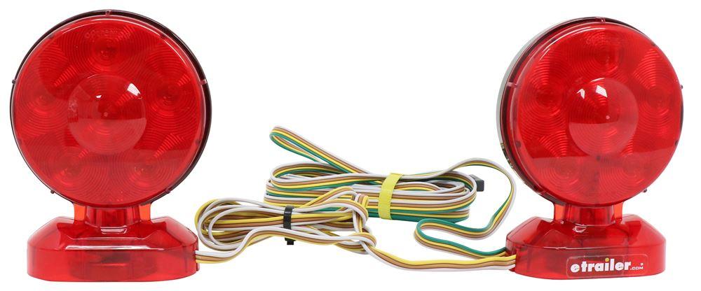 Optronics 20 Foot Long Harness Tow Bar Wiring - TLL21RK