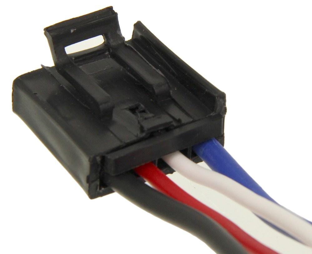 Trailermate universal wiring harness for trailer brake