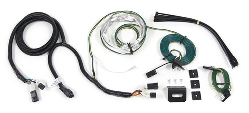 trailermate custom tail light wiring kit for towed vehicles rh etrailer com