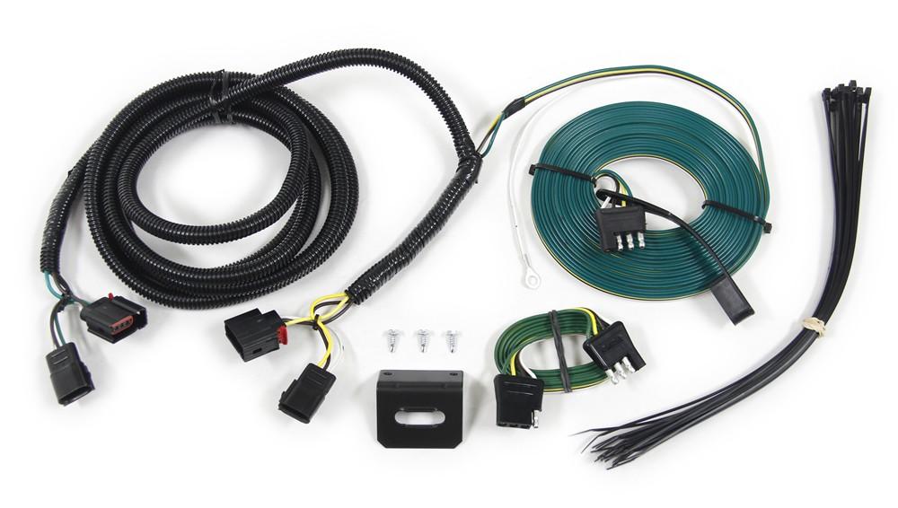 2010 dodge ram pickup tow bar wiring