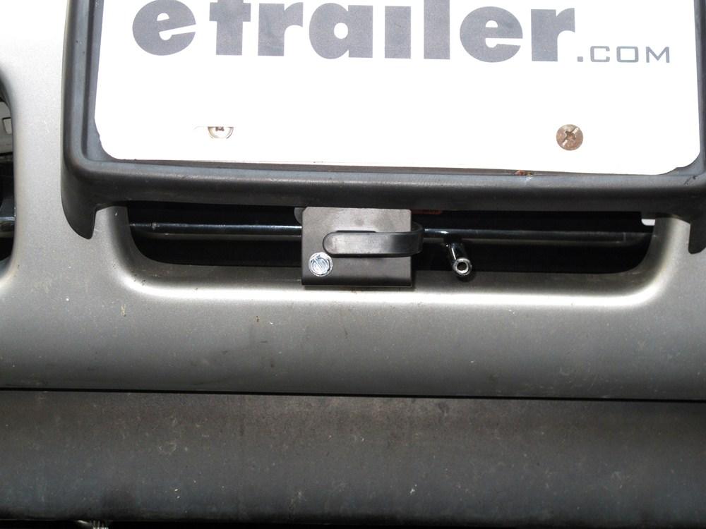 2003 Jeep Liberty Tow Bar Wiring