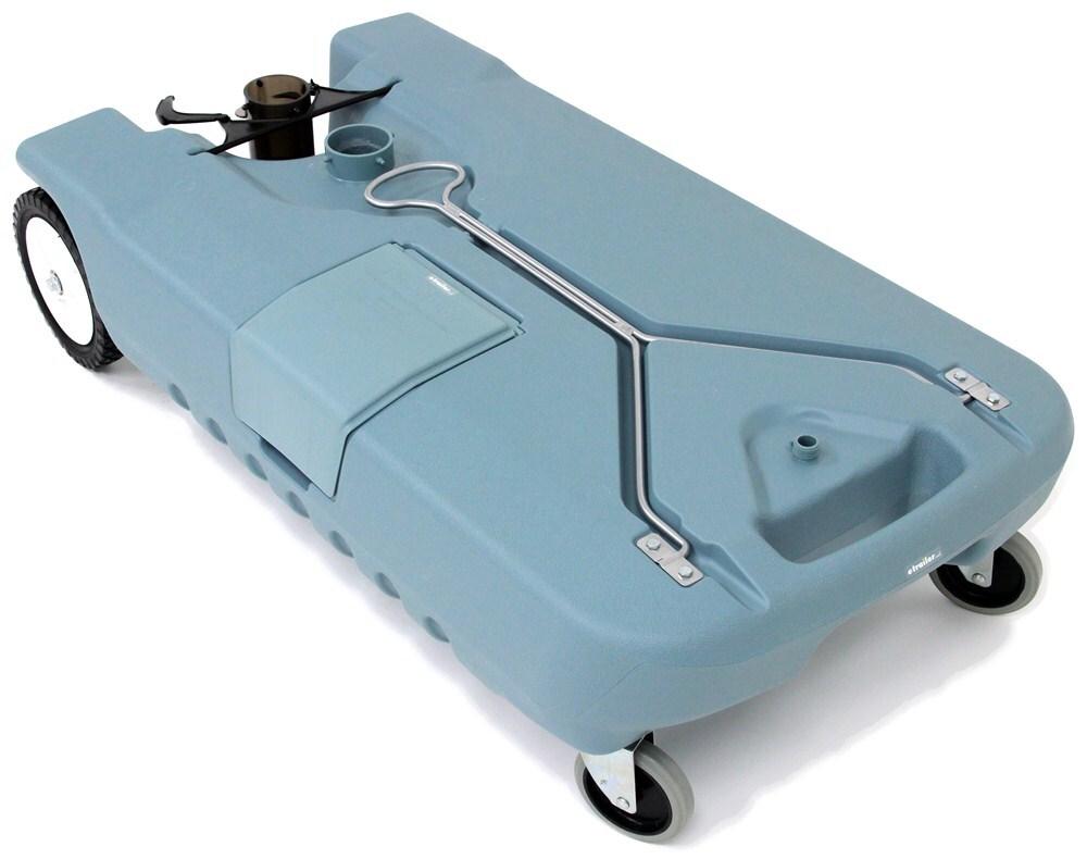Portable Rv Tanks : Tote n stor portable rv wastewater tank w hose