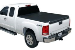 Tonno Pro Tonno Fold Soft Tonneau Cover - Folding - Vinyl and Aluminum