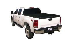 Tonno Pro Hard Fold Tonneau Cover - Folding - Aluminum and Vinyl