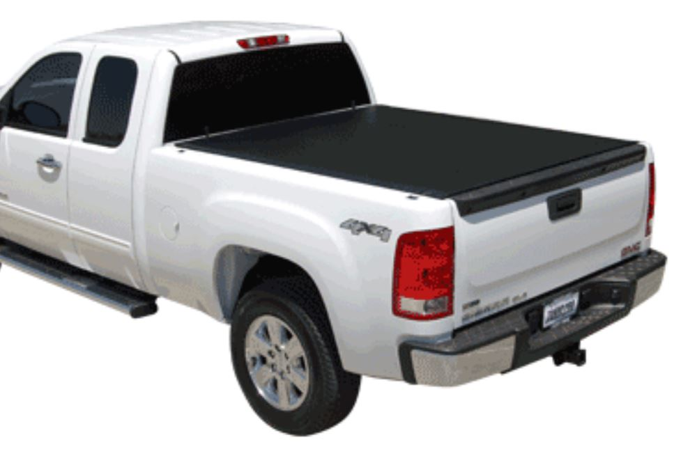 TPLR-3055 - Inside Bed Rails Tonno Pro Roll-Up Tonneau